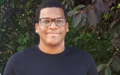 Meet Jimmy, a thriving newcomer